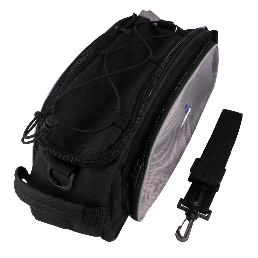 fahrradtasche ger umige gep cktr gertasche 4 f cher. Black Bedroom Furniture Sets. Home Design Ideas