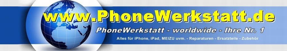 Günstiger iPhone Ersatzteile und iPhone Reparatur-Service für iPhone 6 Plus bis iPhone 3G.