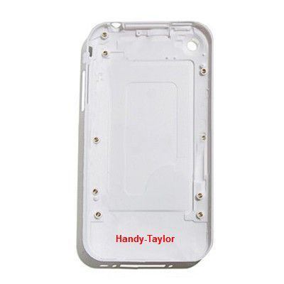 iPhone 3G/3GS Back Cover / iPhone Rear Panel Weiss (8GB)
