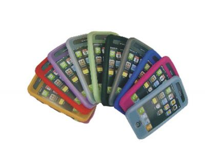 iPhone 3GS Silicon Case (2 Farben)