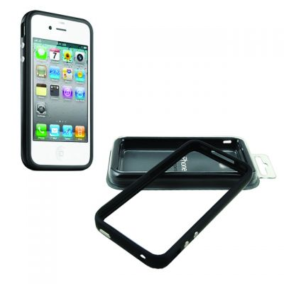 iPhone 4S TPU Bumper (4 Farben)