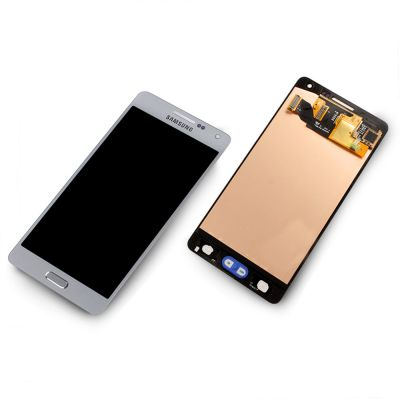 Samsung Galaxy A5 SM-A500F Display+Touchscreen Silber