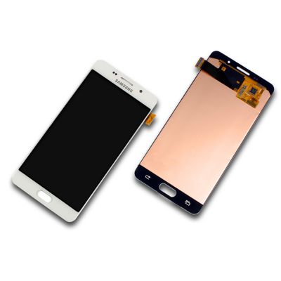 Samsung Galaxy A5 SM-A510F Display+Touchscreen Weiß (2016)