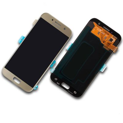 Samsung Galaxy A5 SM-A520F Display+Touchscreen Schwarz (2017)