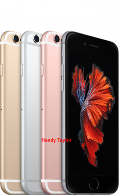 iPhone 6S 16GB ohne SIM-Lock (Farbwahl) - Premium ReNewed iPhones