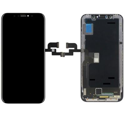 OLED iPhone X Display 3D mit Touchscreen