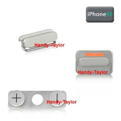 iPhone 4S Button Key Kit Set (Power/ Volume/ Mute)