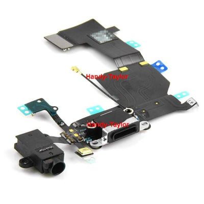 iPhone 5C Flexkabel mit Audio Jack, Dock Connector, Mikrofon