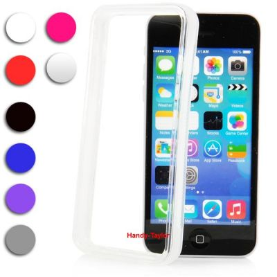 iPhone 5C TPU-Gel Bumper (2 Farben)