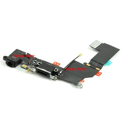 iPhone 5S Flexkabel mit Audio Jack, Dock Connector, Mikrofon