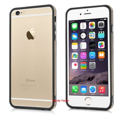 iPhone 6+/6S+ TPU Silicon Bumper (4 Farben)