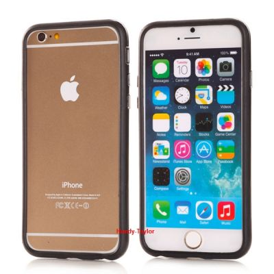 iPhone 6/6S TPU Silicon Bumper (5 Farben)