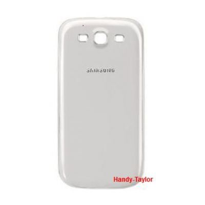 Samsung GT i9300 Galaxy S3 Back Cover Weiß