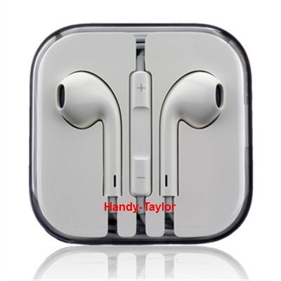 iPhone 6/5/5S/5C/4 Earpods / Headset / iPad / iPod (Farbwahl)