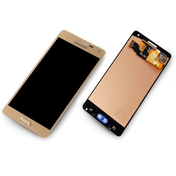 Samsung Galaxy A5 SM-A500F Display+Touchscreen Gold