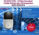 Huawei E586 Mobile Wi-Fi Wireless Modem ohne SIM-Lock