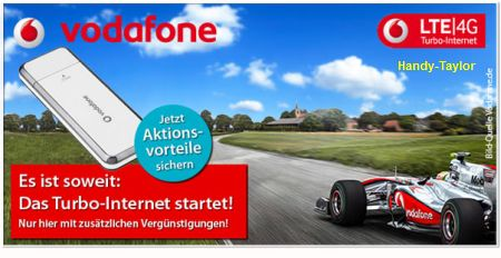 4G LTE Turbo Internet bei PhoneWerkstatt.de